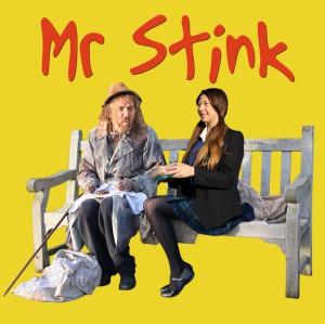 Website - Mr Stink poster