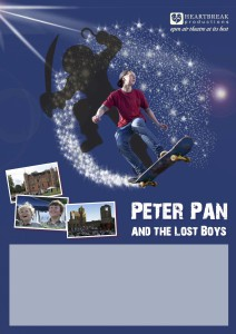 Website - Peter Pan poster