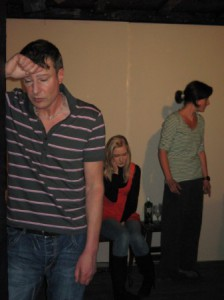Save Al Your Kisses For Me Rehearsal Shot